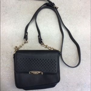 Jones New York Crossbody Black Purse